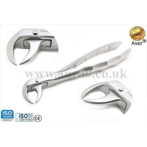 Extracting Forcep, No. 86A Lower Molars