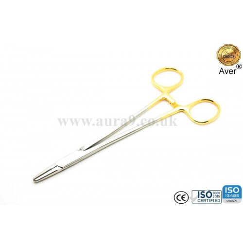 Mayo Hegar Needle Holder 18 CM TC
