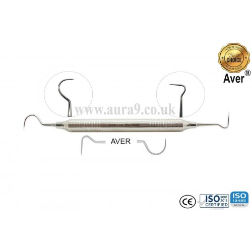 Stainless Steel Dental Probe No. 9/54