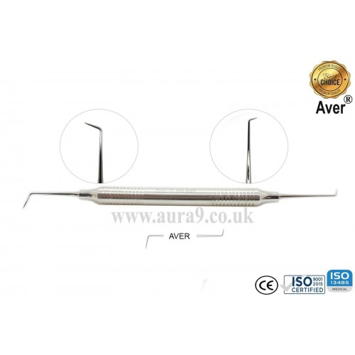 Stainless Steel Dental Probe No. 6/37