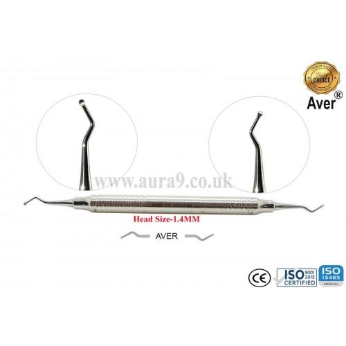 Dental Excavator 131/132, Head size 1.4 mm
