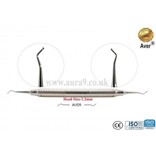 Dental Excavator 155/156, Head size 1.2 mm