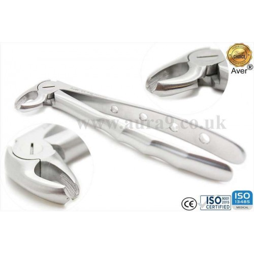 Dental Extracting Forcep, No. 22 Lower Molars