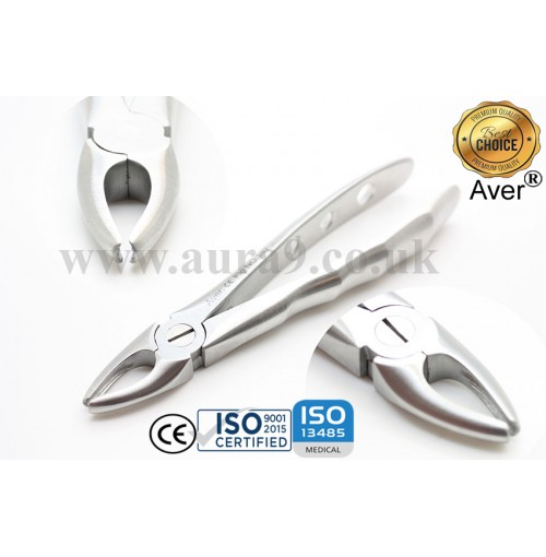 Extracting Forcep, Children No. 137 Upper Incisors and Canines