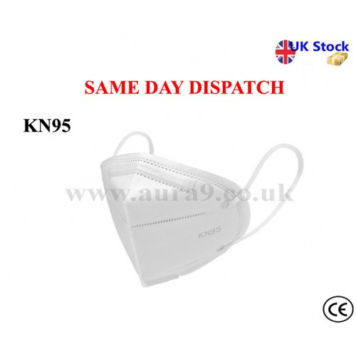 1 Piece KN95 Face Mask Dust Proof Breathable Surgical Dental Anti-Allergy