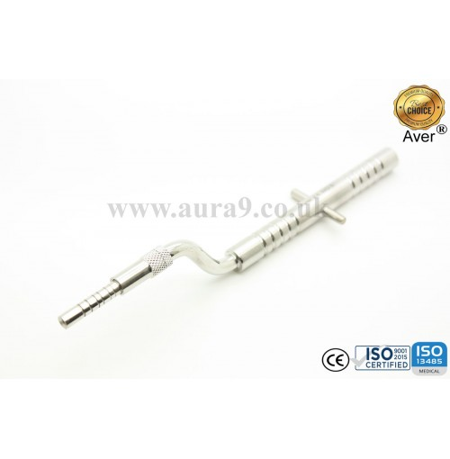 Osteotome Placement, Offset Sinus Osteotome 5MM - AV017