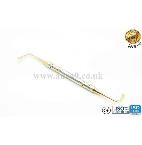 Sinus Lift Instrument, Gold Titanium Coated 10/1 - AV029