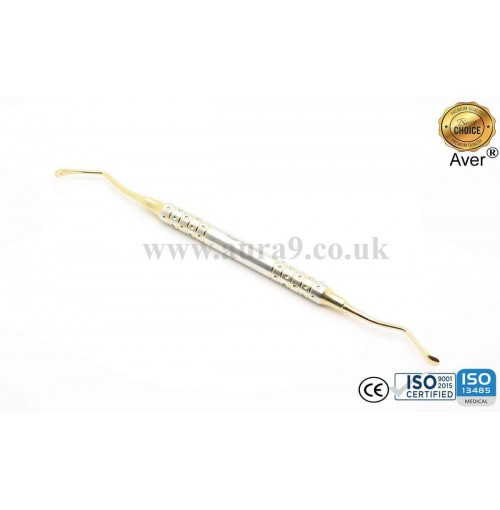 Sinus Lift Instrument, Gold Titanium Coated 10/5 - AV033